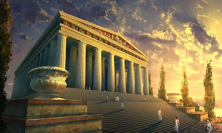 Templo Ciencias Sociales