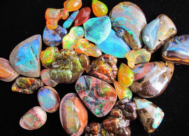 Mineral inorgánico