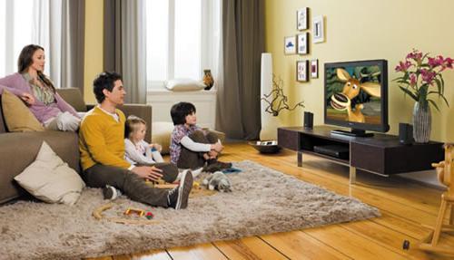 Televisión emision