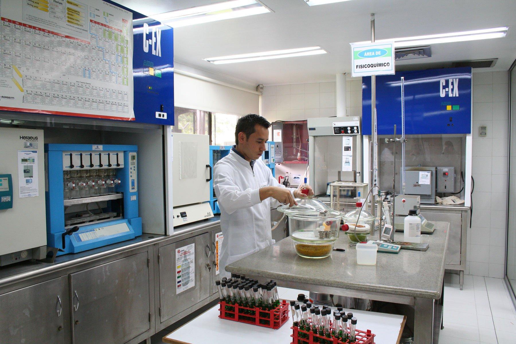 Análisis microbiológico A
