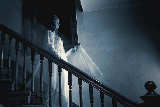 Fantasma espíritu