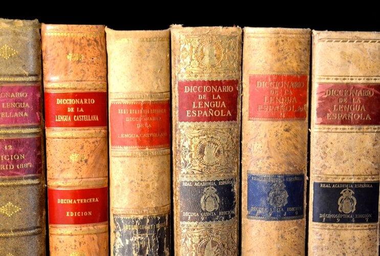 Diccionario diccionario de la lengua