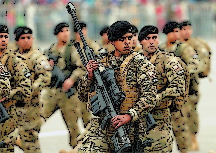 Militar Ciencias Sociales