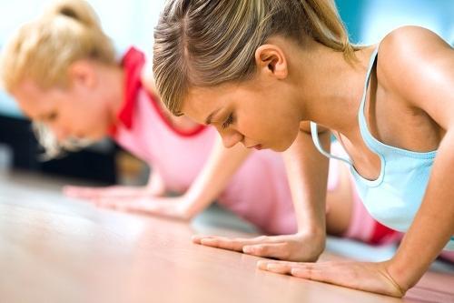 Educación Física ejercicio