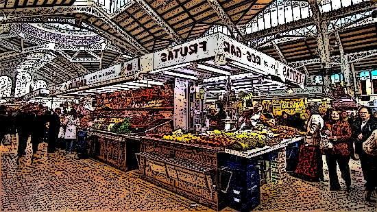 Mercado productos