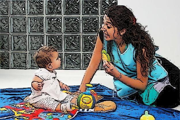 Puericultura niños