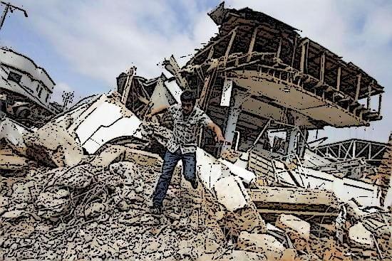 Terremoto Ciencias Naturales