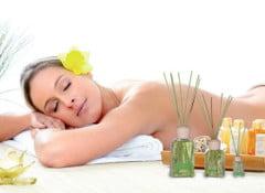 Aromaterapia esencia