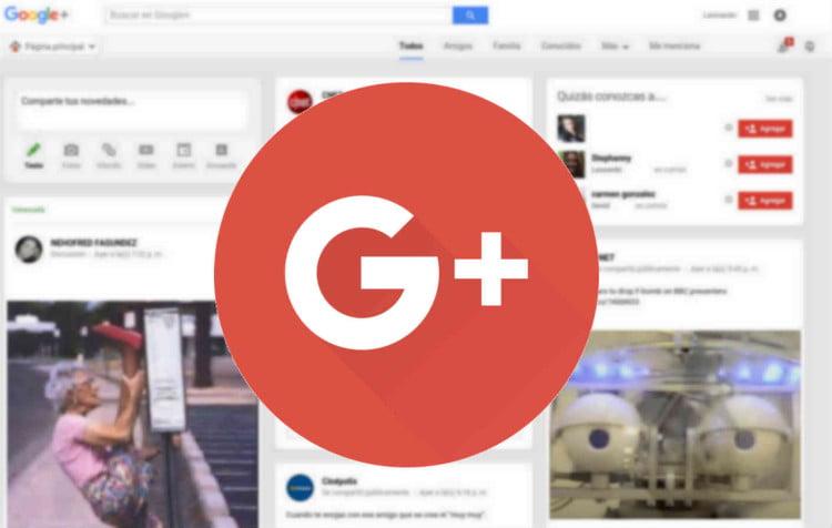 Google+ función