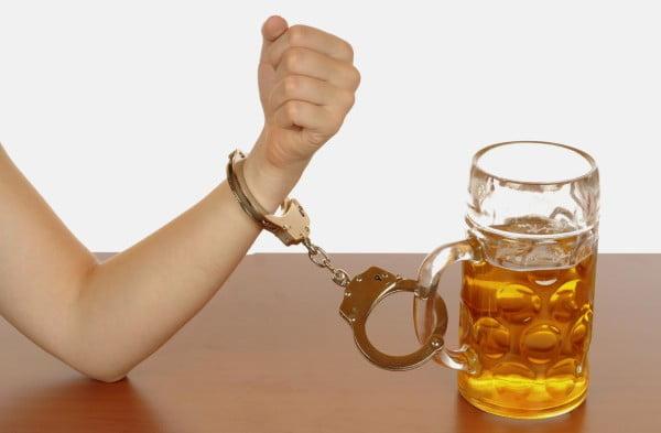Alcoholismo alcohol