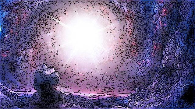 Conciencia Cósmica espíritu