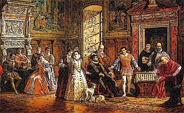 Ley de Mayorazgo herencia