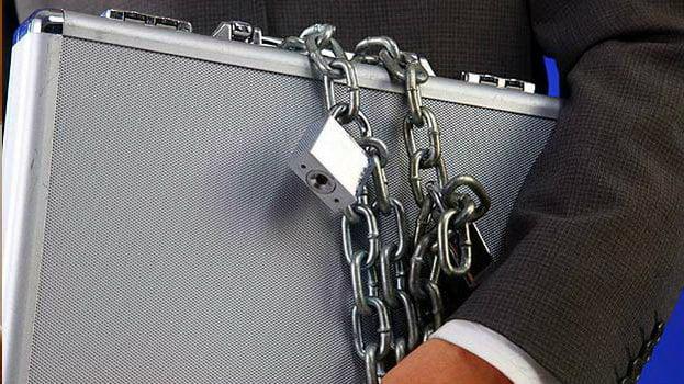 Resguardo seguridad