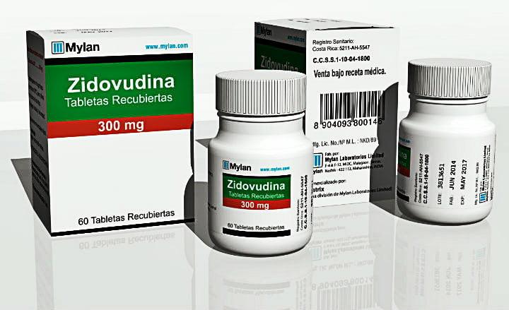 Zidovudina