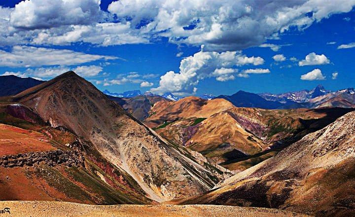 Cordillera area