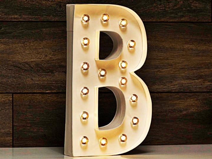 Origen de la letra B origen