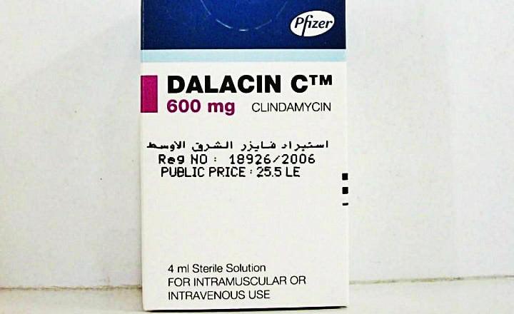 Dalacin Medicamento