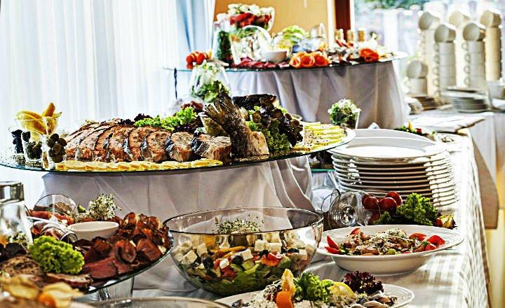 Banquete alimento