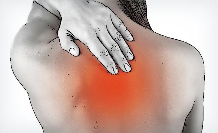 Dorsalgia patología