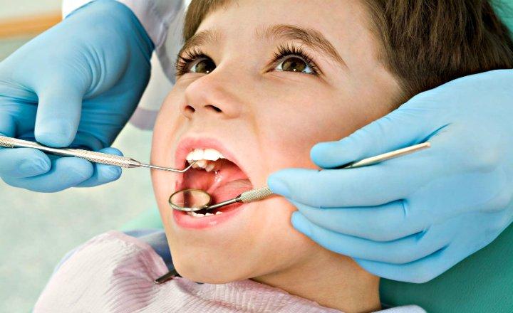 Odontopediatría niños