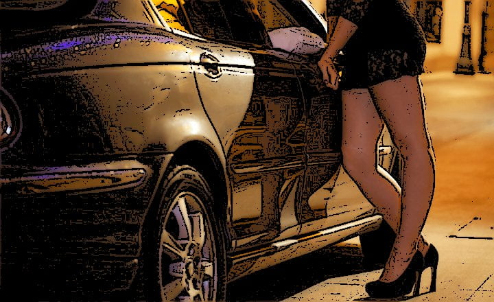 Prostituta servicio