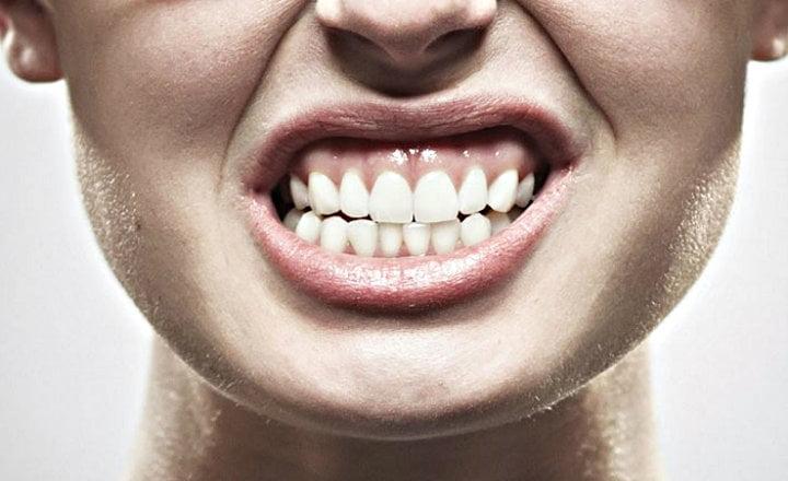 Bruxismo diente