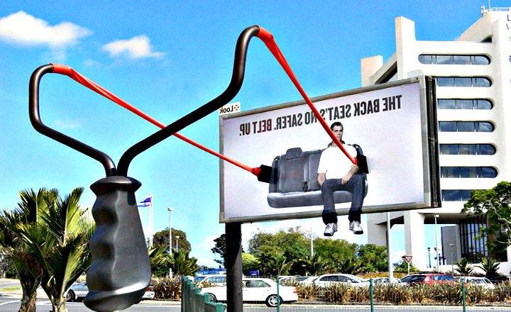 Publicidad BTL marca