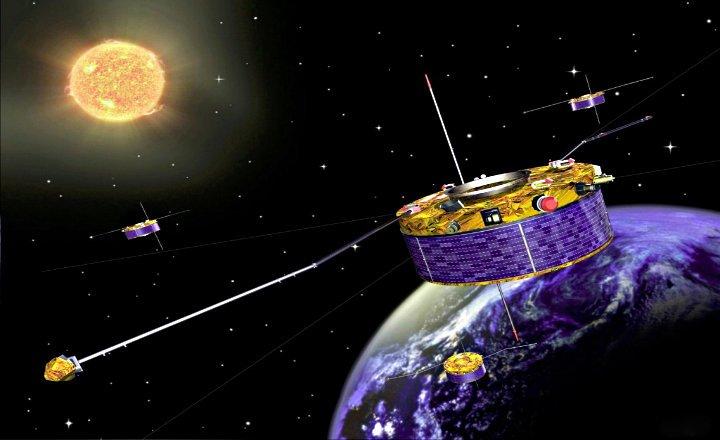 Campo Magnético Interplanetario magnetismo