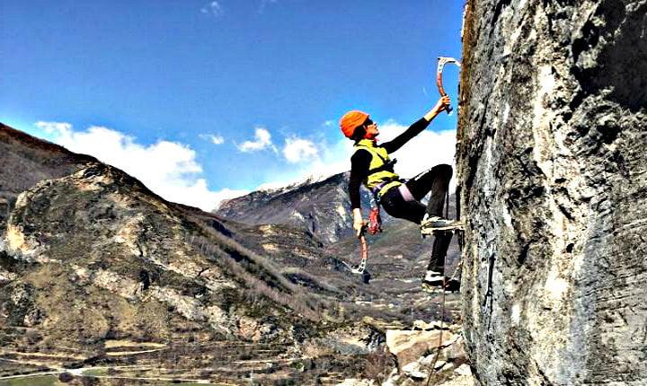Alpinismo Montaña