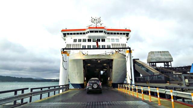 Ferry cargas