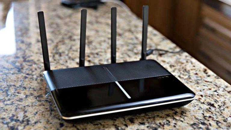 Router computadora