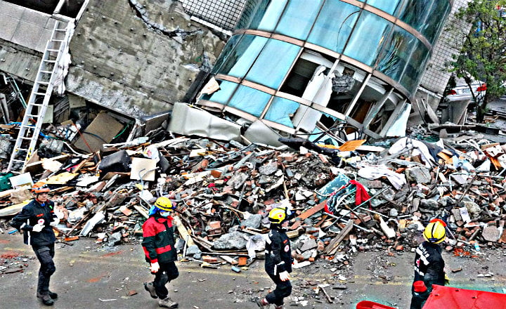 Terremoto ondas
