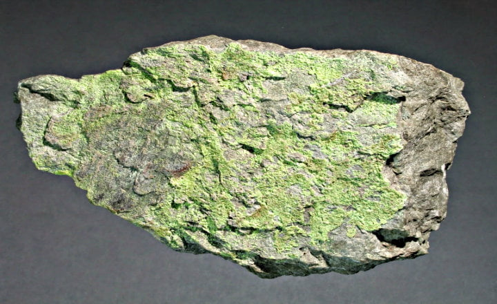 Uranio Mineral