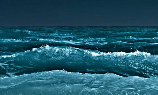 Mar de Fondo profundidad