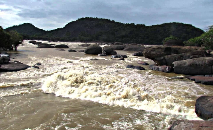 Raudales río