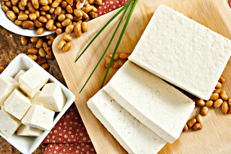 Tofu cocina