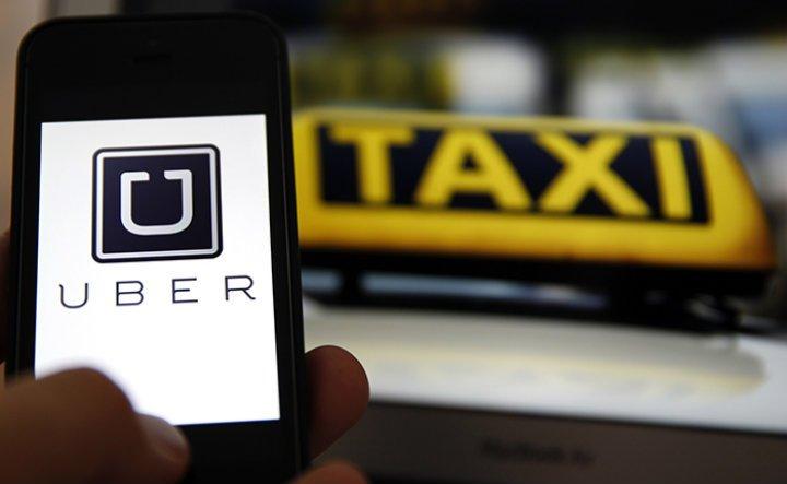 Uber transporte