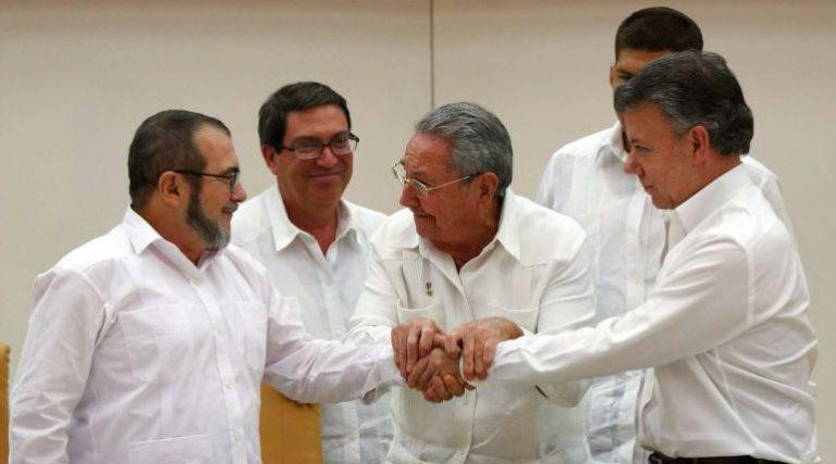 Acuerdo de Paz dialogo