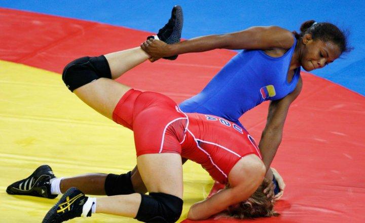 Lucha (Deporte) combate