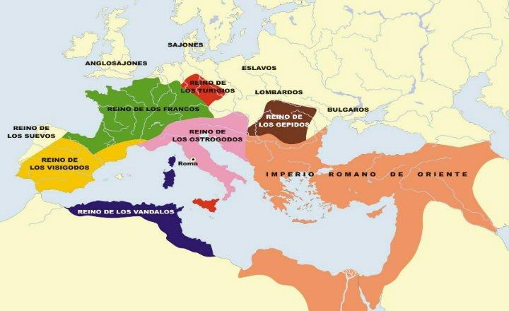 Reinos Germánicos