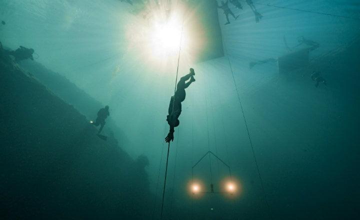 Inmersión agua