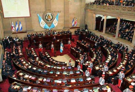 Poder Legislativo gobierno