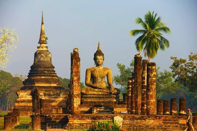 """Resultado de imagen de 2,. LA RELIGIÓN EN GENERAL EN TAILANDIA Su lema es """"Sanuk, Sabai y Saduak"""""""