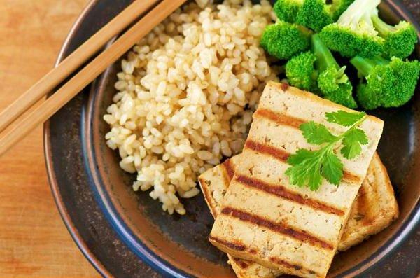 Tofu proteínas