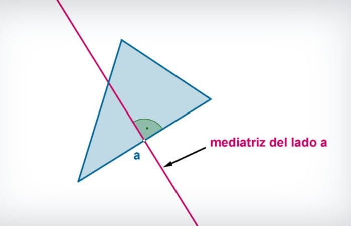Mediatriz